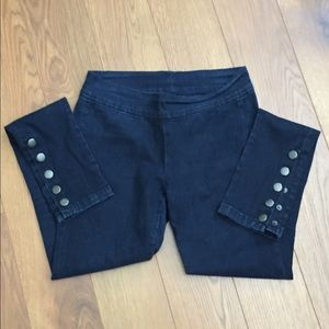 Forever 21 dark wash jeans